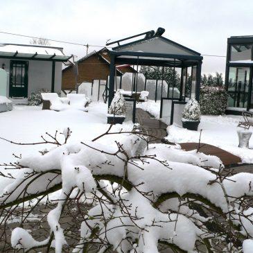 Winterimpressionen Ideenpark Plascheid