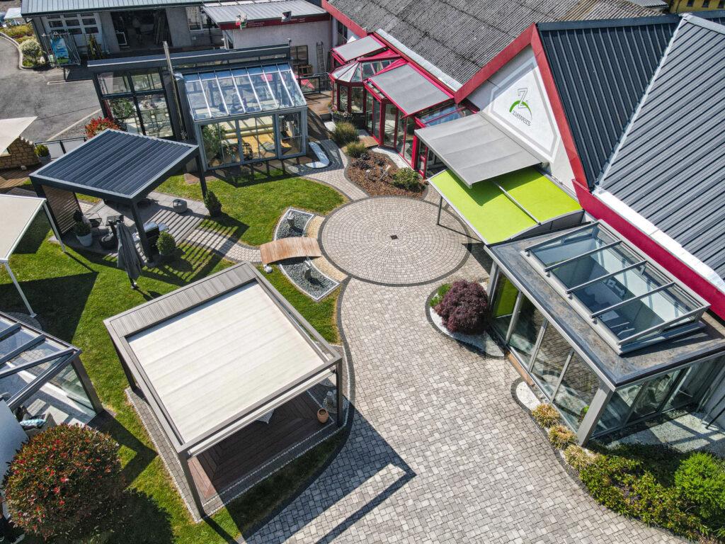 Bauelemente Ziewers Ideenpark 2021