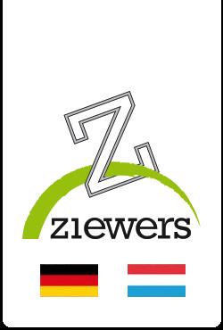 Ziewers in Deutschland und Luxemburg